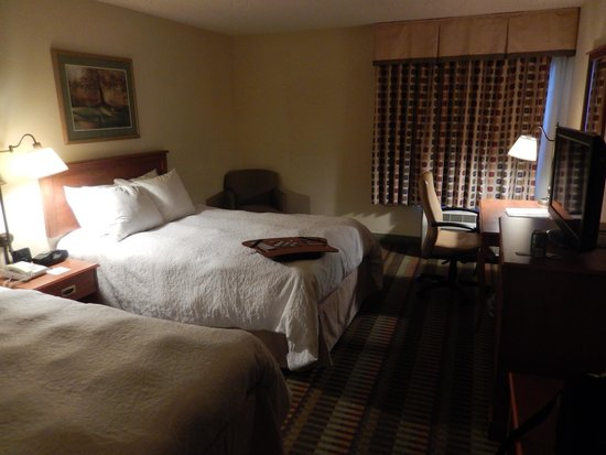 Hampton Inn Phoenix/Chandler: Room on the 3rd Floor