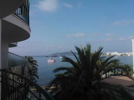 Hotel Playasol Maritimo : Veduta dal balcone