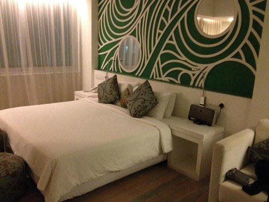 Batik Boutique Hotel: Notre chambre