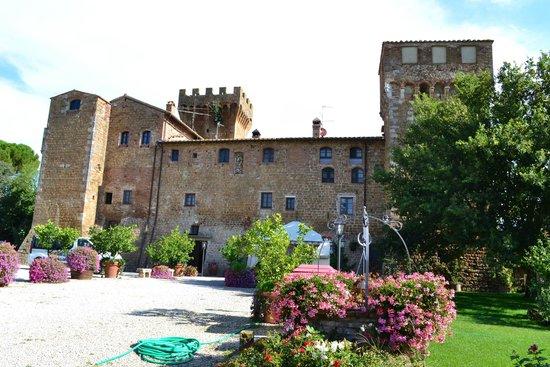 Agriturismi Il Castello La Grancia : castello La Grancia