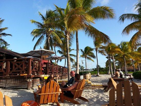 Club Med Turkoise, Turks & Caicos: The Sharkie's