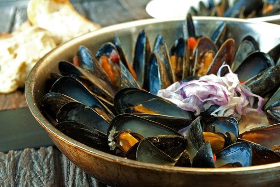 The Brunswick Hotel and Tavern: Mussels