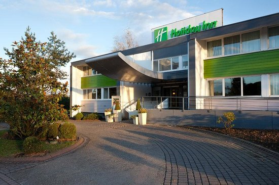 Holiday Inn Lille Ouest Englos : Entrance