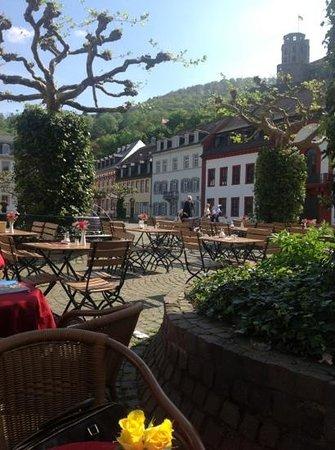 Altstadt (Old Town): уютный исторический центр