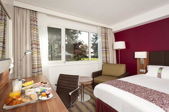 Holiday Inn Lille Ouest Englos : Guest Room