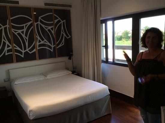Hotel Pulitzer Roma : chambre 601