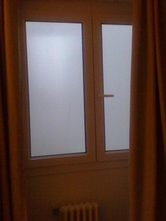 Mercure Monte Igueldo : la fenêtre