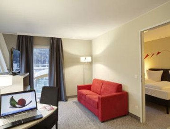 Ramada Innsbruck Tivoli: Guest Room