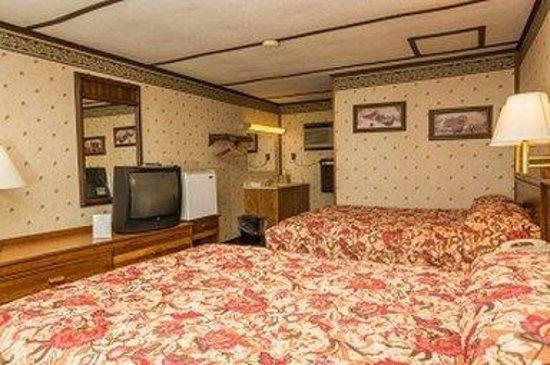Dutch Treat Motel: Guestroom