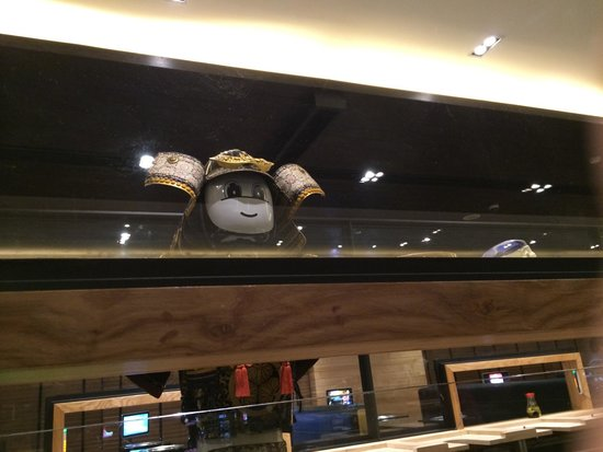 Hajime Robot Restaurant - Rama 3: Our Samurai Robot Waiter