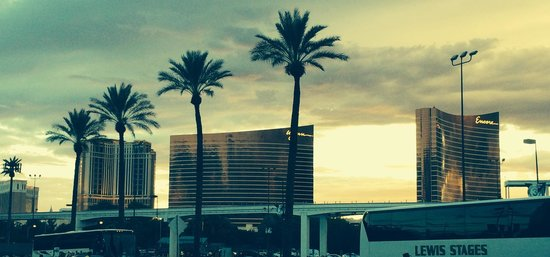 Wynn Las Vegas Casino : Beautiful building
