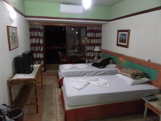 Portal Lencois Hotel: Quarto duplo!