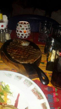 La Vagabunda: Churrasco argentino