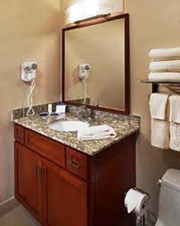 Candlewood Suites Logan: Guest Bathroom