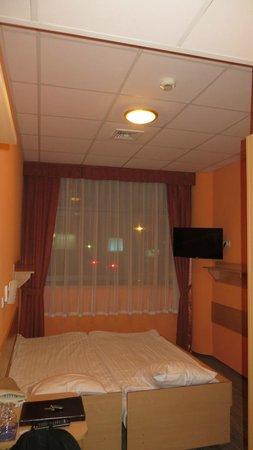 InterHouse Hotel: Номер