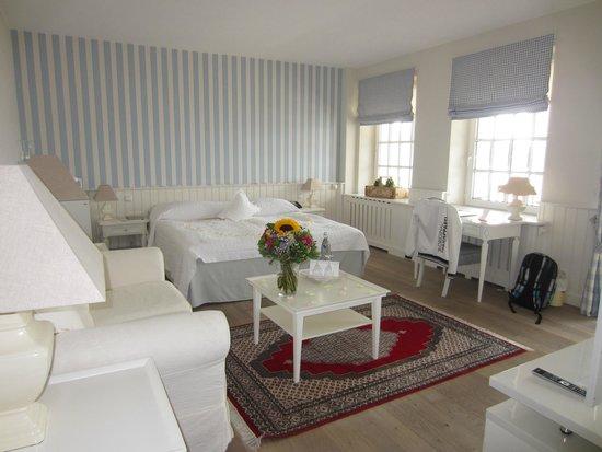 Strandhotel Glücksburg: Room 322
