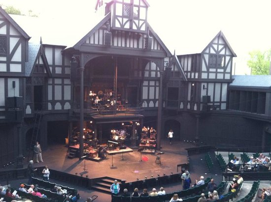 Oregon Shakespeare Festival : Into the Woods at the Elizabethan Theater