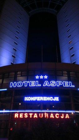 InterHouse Hotel: Вид на отель