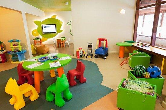 Holiday Inn Resort Vanuatu: Totel Kids Club has bright colours and playful designs