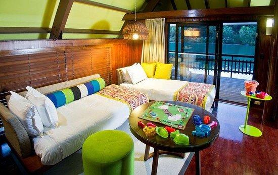 Holiday Inn Resort Vanuatu: Family Villas