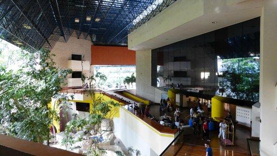Marriott Tuxtla Gutierrez Hotel: Hall