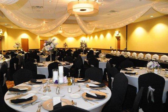 Holiday Inn Eau Claire South I-94: Wedding Reception 2