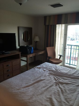 Homewood Suites by Hilton Atlanta Midtown: Bedroom