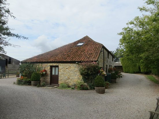 Lower Farm Bed and Breakfast: The Granary