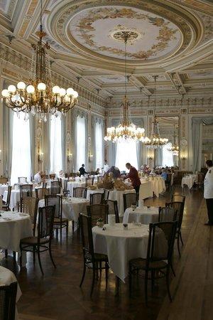 Grand Hotel Villa Serbelloni: La salle du petit déjeuner