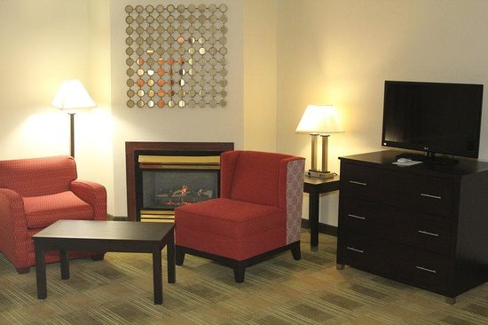 Holiday Inn Express Hotel & Suites Indianapolis W - Airport Area: Presidential Suite