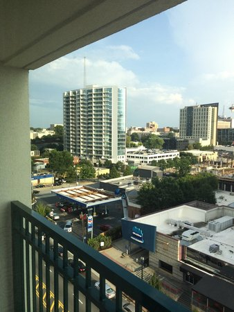 Homewood Suites by Hilton Atlanta Midtown: Daytime view from room 11th floor