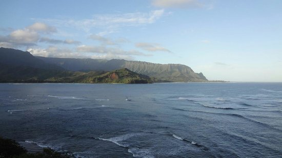 St. Regis Princeville Resort: view from hotel