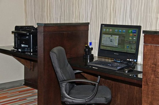 Holiday Inn Express Hotel & Suites Columbus - Easton : 24 Hour Business Center