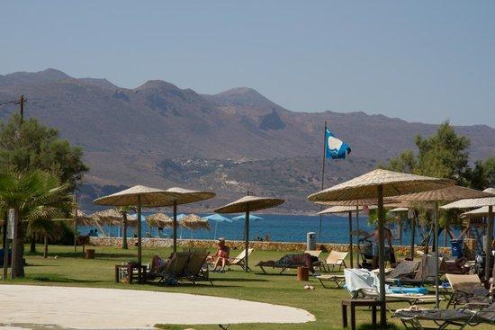 Cavo Spada Luxury Resort & Spa: Łączka