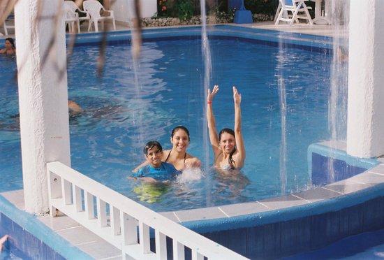 Sol Caribe San Andres: La piscina excelente