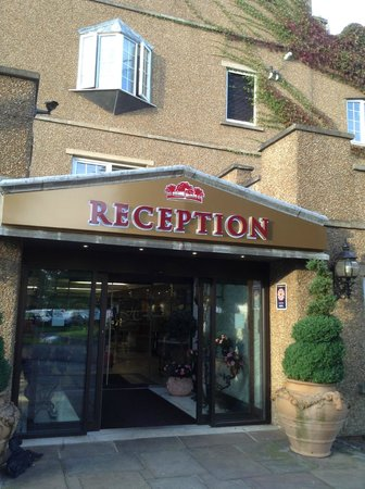 Ramside Hall Hotel, Golf & Spa: ingresso