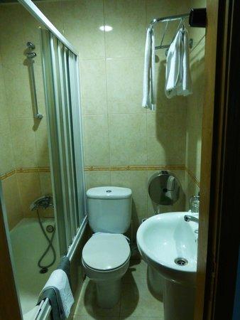 Residencia Alicante: salle de bain