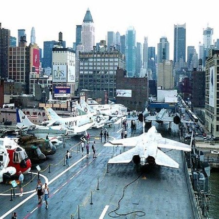 Holiday Inn Express New York - Manhattan West Side: Intrepid Museum just minutes away; spend a fun day at the museum