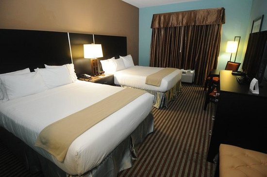 Holiday Inn Express Somerset: Queen Bed Guest Room