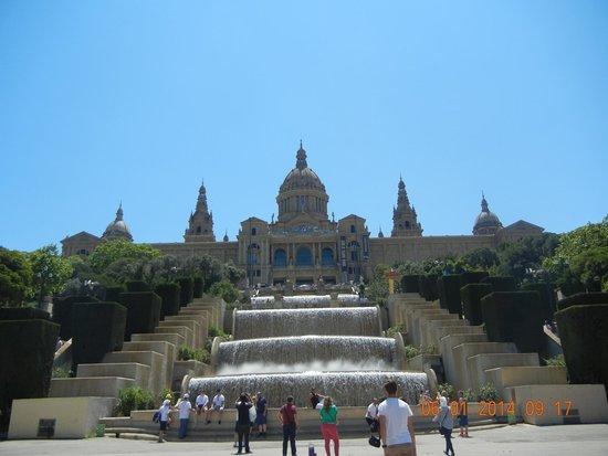 Museu Nacional d'Art de Catalunya: MNAC