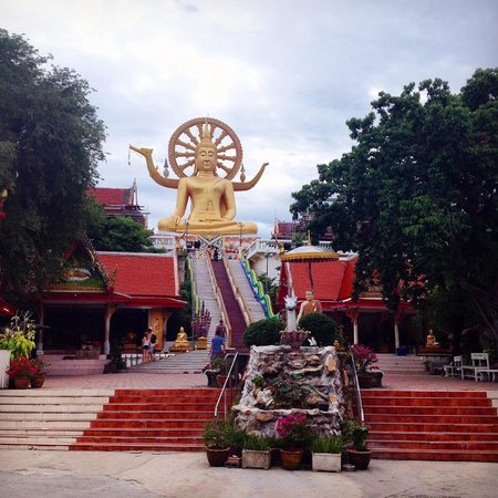 Big Buddha Temple (Wat Phra Yai): Биг Будда