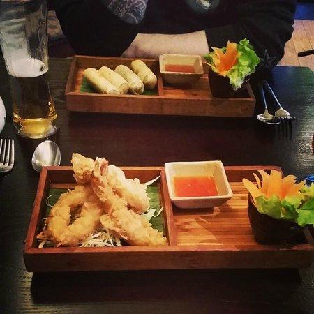 Malagor Fine Thai Cuisine: Starters