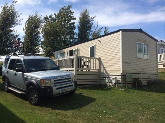 Ulwell Cottage Caravan Park : great place to stay