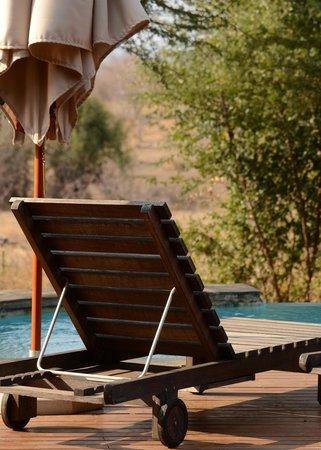 Motswiri Private Safari Lodge : Swimming pool