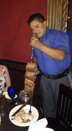 Texas de Brazil: Great food