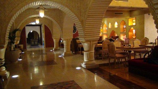 Souq Waqif Boutique Hotels by Tivoli: Hotel Lobby