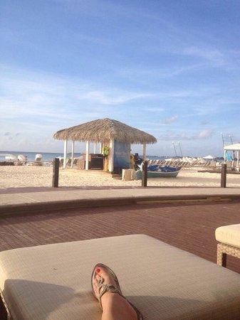 The Ritz-Carlton, Grand Cayman : Beach