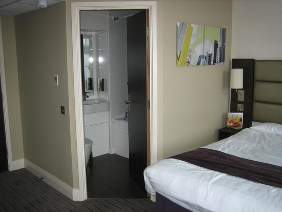 Premier Inn Manchester City Centre (Arena/Printworks) Hotel: Hotel Room (Double)