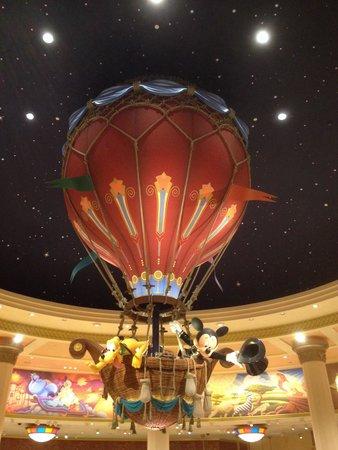 Disney's Hotel Santa Fe: Negozio Disney