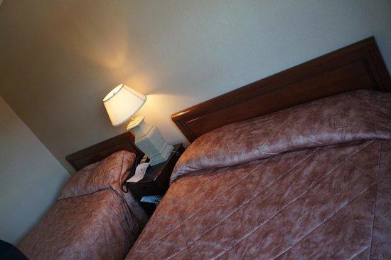 Hotel des Arts : beds